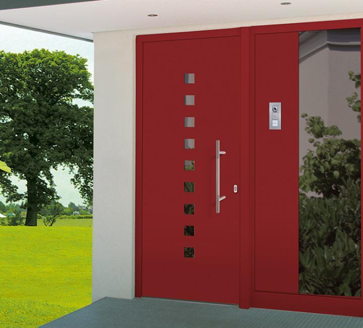 Obuk Türen mit sicherheit ein eleganter empfang die visitenkarte ihres hauses